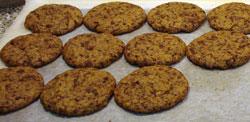 Cocolate cookies