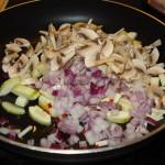 Preparing todays dinner
